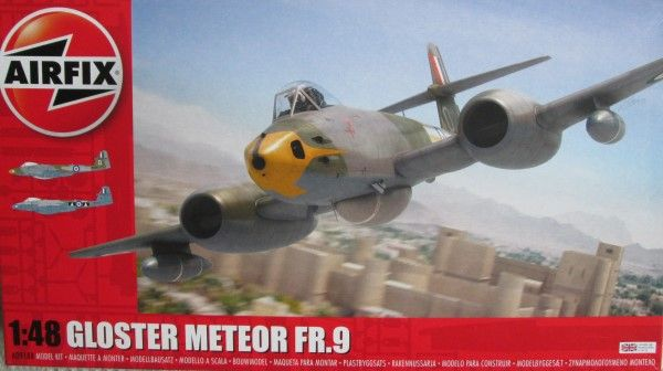 AIR09188 1/48 Gloster Meteor FR.9